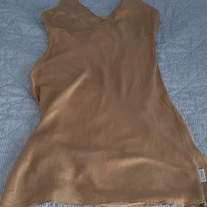 La Senza silk nightgown